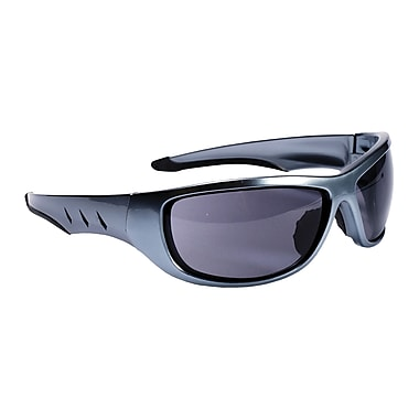 Aggressor™ Safety Glasses, Gray (E03S20)
