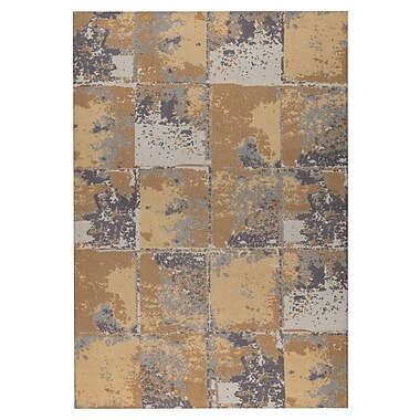 M.A. Trading Cleveland Hand-Woven Orange Area Rug; 8' x 10'
