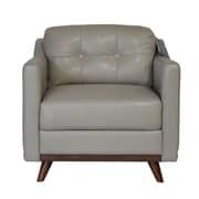 Moroni Monika  Full  Top Grain Leather Chair