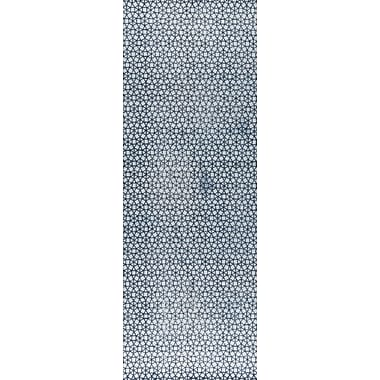 M.A. Trading Norman Hand-Woven Blue/Gray Area Rug; 2' x 3'