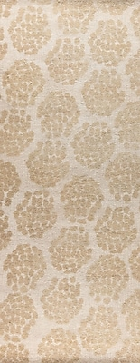 M.A. Trading Midland Hand-Woven Beige Area Rug; 5' x 8'