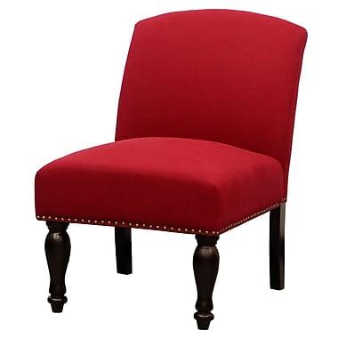 Charlton Home Connersville Slipper Chair