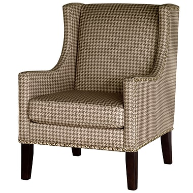 Mercer41 Wingback Chair; Scotty Dolphin