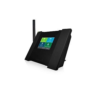 Amped Wireless – Prolongateur de portée Wi-Fi AC1750 à écran tactile, forte puissance