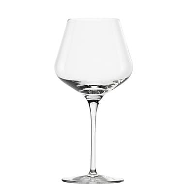 Oberglas Passion – Verre à Bourgogne en cristal sans plomb, 22,5 oz, 4/pqt