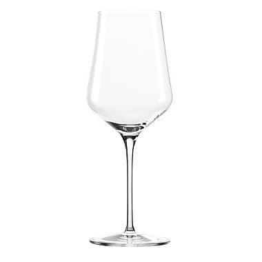 Oberglas Elegant – Verre à vin rouge en cristal sans plomb, 17,75 oz, 6/pqt