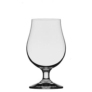 Oberglas B&L – Verre Berlin Beer en cristal sans plomb, 17,5 oz, 6/pqt