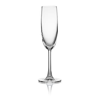 Lucaris SIP – Verre à Champagne en cristal sans plomb, 5,5 oz, 6/pqt