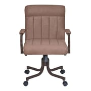 17 Stories Keely Swivel Arm Chair