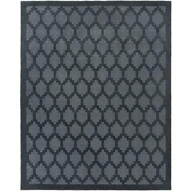 Artistic Weavers Metro Riley Hand-Loomed Denim Area Rug; Rectangle 4' x 6'