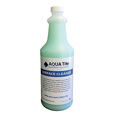AQUA Tite Surface Cleaner, 1 Quart, 6/Case