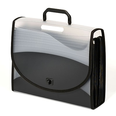 Pendaflex® Plastic 26 Pocket Case File, Assorted Colors (84058)