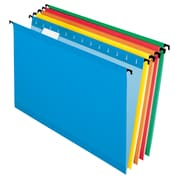 Pendaflex® SureHook® Colored Hanging Folders, Legal Size