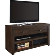 "Dorel Westbrook 42"" TV Stand, Dark Walnut"
