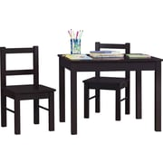 Dorel Hazel Kid's Wood Table and Chairs Set