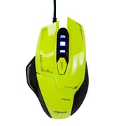 Mazer M642 Advance Gaming Mouse, Green