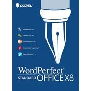 Corel – Mise à niveau de WordPerfect Office X8 Standard pour Windows (1 utilisateur) (téléchargement)