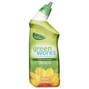 Green Works® Toilet Bowl Cleaner, Original Fresh, 24 oz, 9/Carton (31597)