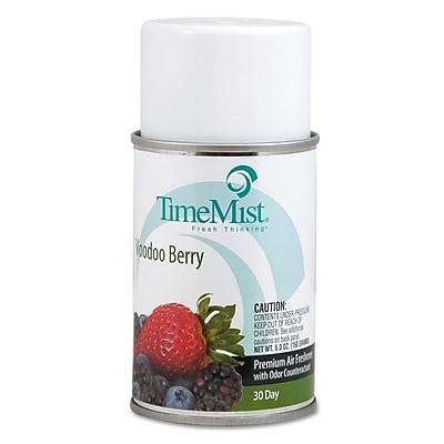 TimeMist® Metered Aerosol Fragrance Dispenser Refills, 5.3 oz, Voodoo Berry, Each (1042727EA)