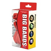 Alliance Big Bands Rubber Bands, 7 X 1/8, Red, 48/pack