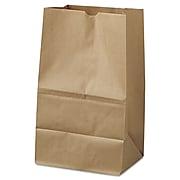 Paper Squat Natural Bag, 500/Pack