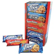 Nabisco® Variety Pack Cookies, Assorted, Cookies, 1.75 oz (04738)