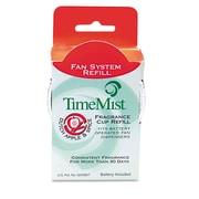 TimeMist® Fan Fragrance Cup Refills, 1 oz, Dutch Apple & Spice, 12/Carton (1043715)