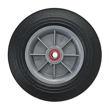 Magliner – Roues de 8 po pour diable en aluminium, résistantes aux perforations, caoutchouc solide, 2/paquet (11825)