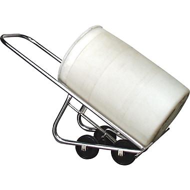 Morse – Chariot tambour à usages multiples en acier inoxydable (160-SS)