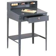 "Edsal 53"" Steel Shop Desk (620)"
