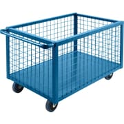 "Kleton Wire Mesh Box Truck, 31.5"" x 63"", 20 cu. ft.,"