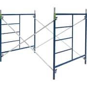 """Metaltech Scaffolding, 36"""" x 120"""" x 60"""", Steel,"""