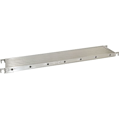 Metaltech – Plateforme de travail de 10 pi, en aluminium (MPA1019)