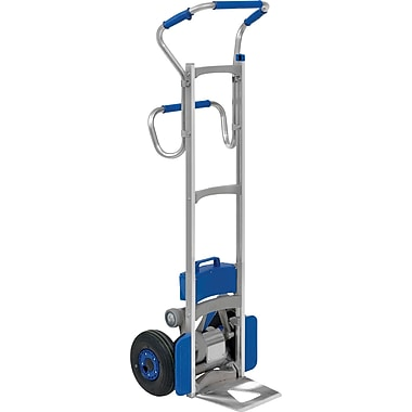 Wesco – Diable monte-marches en aluminium Liftkar, ergonomique, 375 lb (274148)