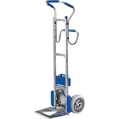Wesco – Diable monte-marches en aluminium Liftkar, ergo, microcellulaire, 300 lb (274156)