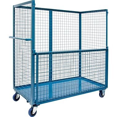 Kleton Wire Mesh Stock Truck, Steel, 30