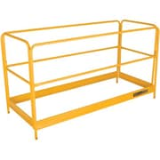 "Metaltech Mobile Work Scaffolding, Guard Rail, 30"" x 41-1/2"" (CISGR)"