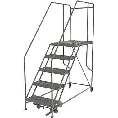 Tri-Arc Mobile Work Platform, 5 Step, 50