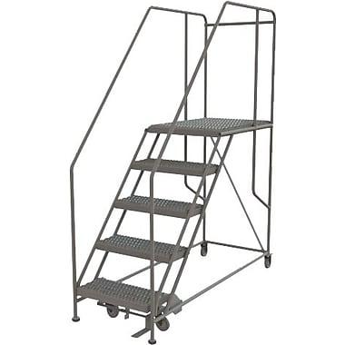 Tri-Arc – Plateforme de travail mobile, 5 marches, 50 x 35 po (WLWP152436SL)