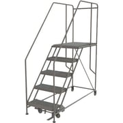 "Tri-Arc Mobile Work Platform, 5 Step, 50"" x 35"", WLWP152436SL"