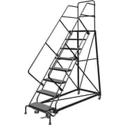 "Tri-Arc Safety Slope Rolling Ladder, 8 Step, 80"" x 82"" (KDEC108246)"