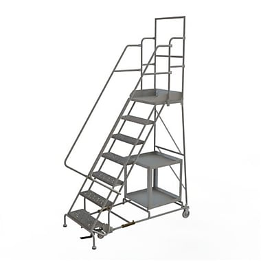 Tri-Arc Stock Picking Rolling Ladder, 24