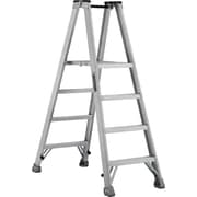 Louisville Ladder 6' Industrial Heavy-Duty Aluminum 2-Way Platform Stepladder (AMP1500 Series) (AMP1004)