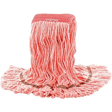 Atlas Graham Looped End Wet Mops-Tuffstuff, Large, 24 oz., Wide Band (1403)