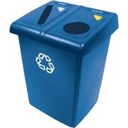 Rubbermaid – Contenant à recyclage bleu de 46 gallons (1792339)