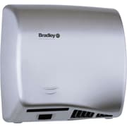 Bradley Hand Dryer, stainless steele-Satin (2902-287400)