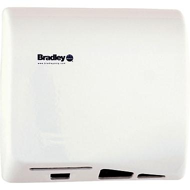Bradley – Sèche-mains, fonte, blanc (2902-280000)