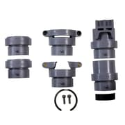 Auto Flush® Clamps, Canadian Adapter Kit for Crane, Teck and Tempus Models (JC943)
