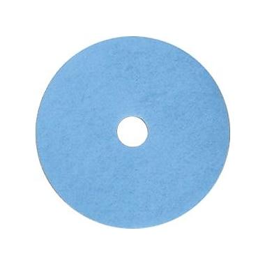 Dustbane – Tampon pour le polissage de plancher, 27 1/4 po, bleu glacé, Jd552 (42414)