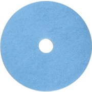 "Dustbane 18"" Floor Burnisher Pad, Blue Ice (42409)"